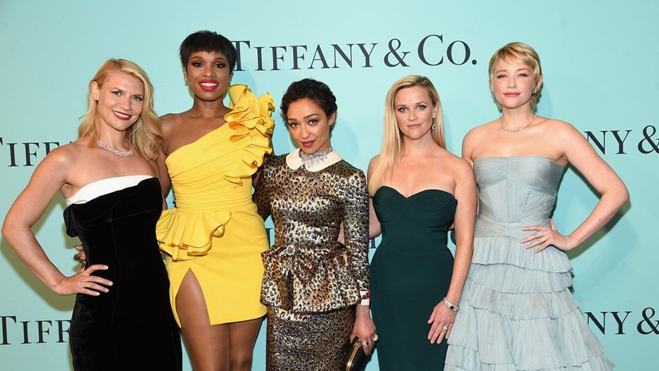 From Reese Witherspoon to Claire Danes, see who wore what on the blue carpet at Tiffany & Co's Exclusive Blue Book Gala.
