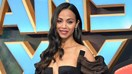 ELLE Interview: Zoe Saldana