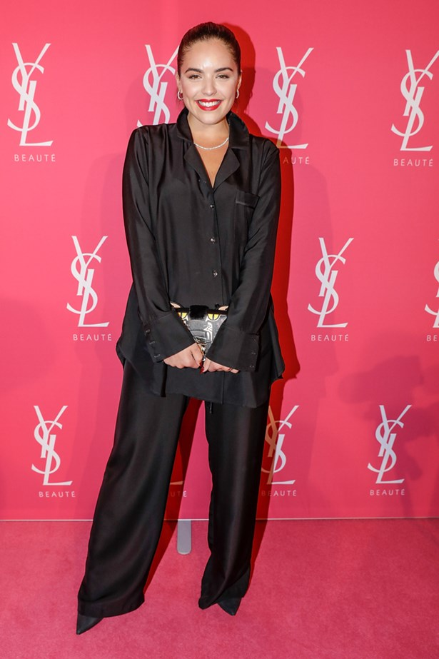 Melbourne YSL Beauty Event Red Carpet