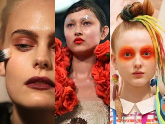 A Look At The Best MBFWA Beauty Looks In Recent Memory