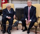 Trump Met With Henry Kissinger Because That's Totally A Normal Thing To Do