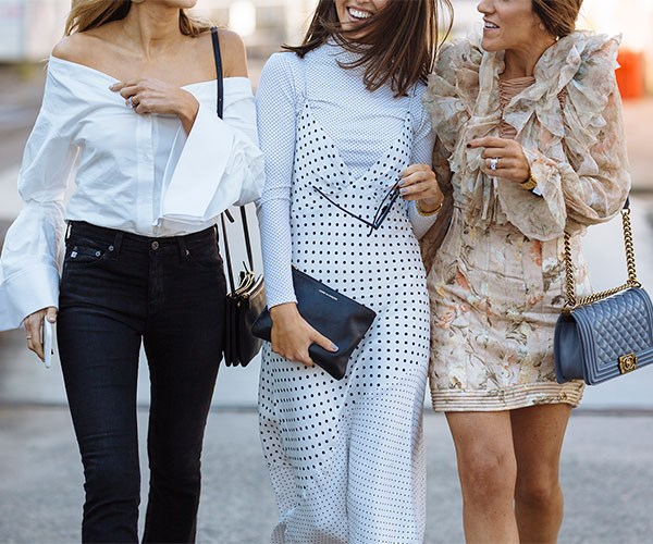 Street Style Australian Fashion Week