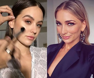 All Of The Best BTS Shots Of Celebrities Getting Ready For MBFWA