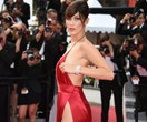 Bella Hadid Laughs In The Face Of Wardrobe Malfunctions