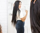 What Happened When I Tried $3,000, 32-Inch-Long Hair Extensions