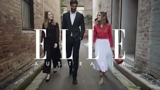 Elle Australian highlights fashion week 2017