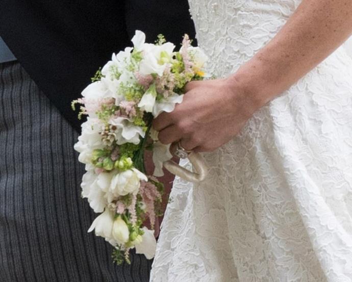 Risultati immagini per pippa middleton bouquet