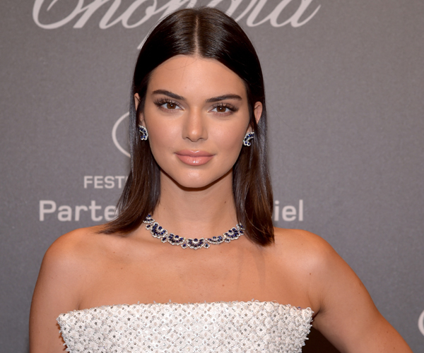 Kendall Jenner Makes Epic Entrance at Cannes Film Festival