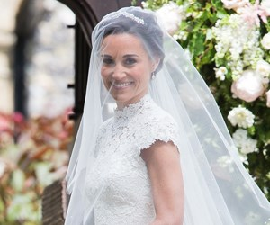 Pippa Middleton's 'Something Old' Was A Throwback To Her Sister's Wedding