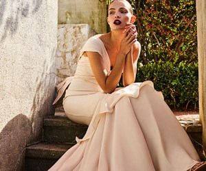 This Designer Bridal Line Is Straight-Up Heavenly