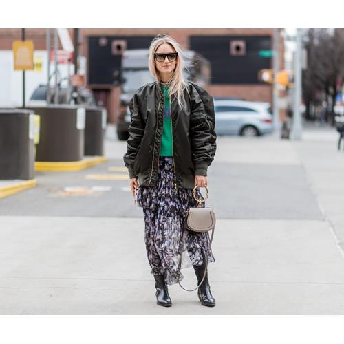 Artist Andrea Bergart launches line of basketball handbags