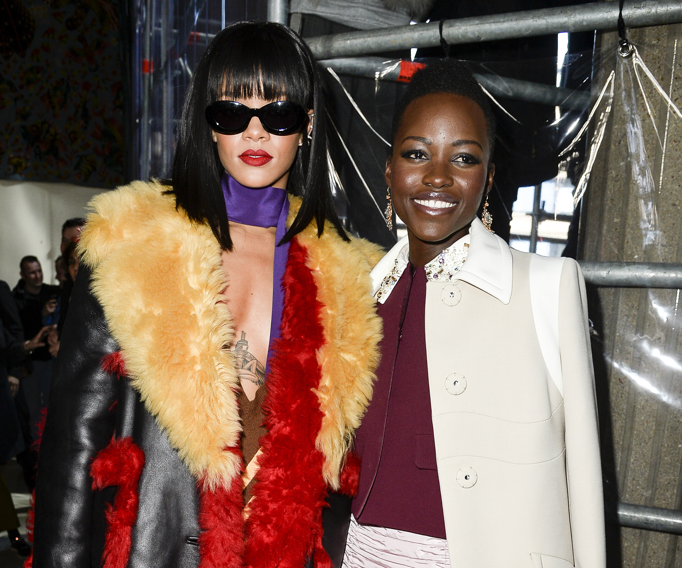 That Twitter-Inspired Rihanna-Lupita Heist Movie Is Actually Happening