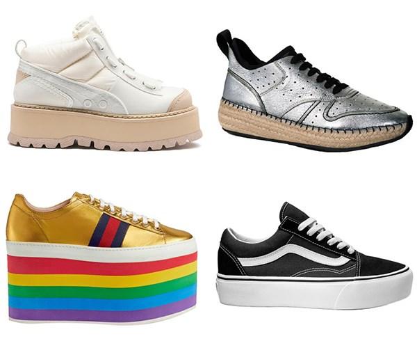 Alternative sneakers