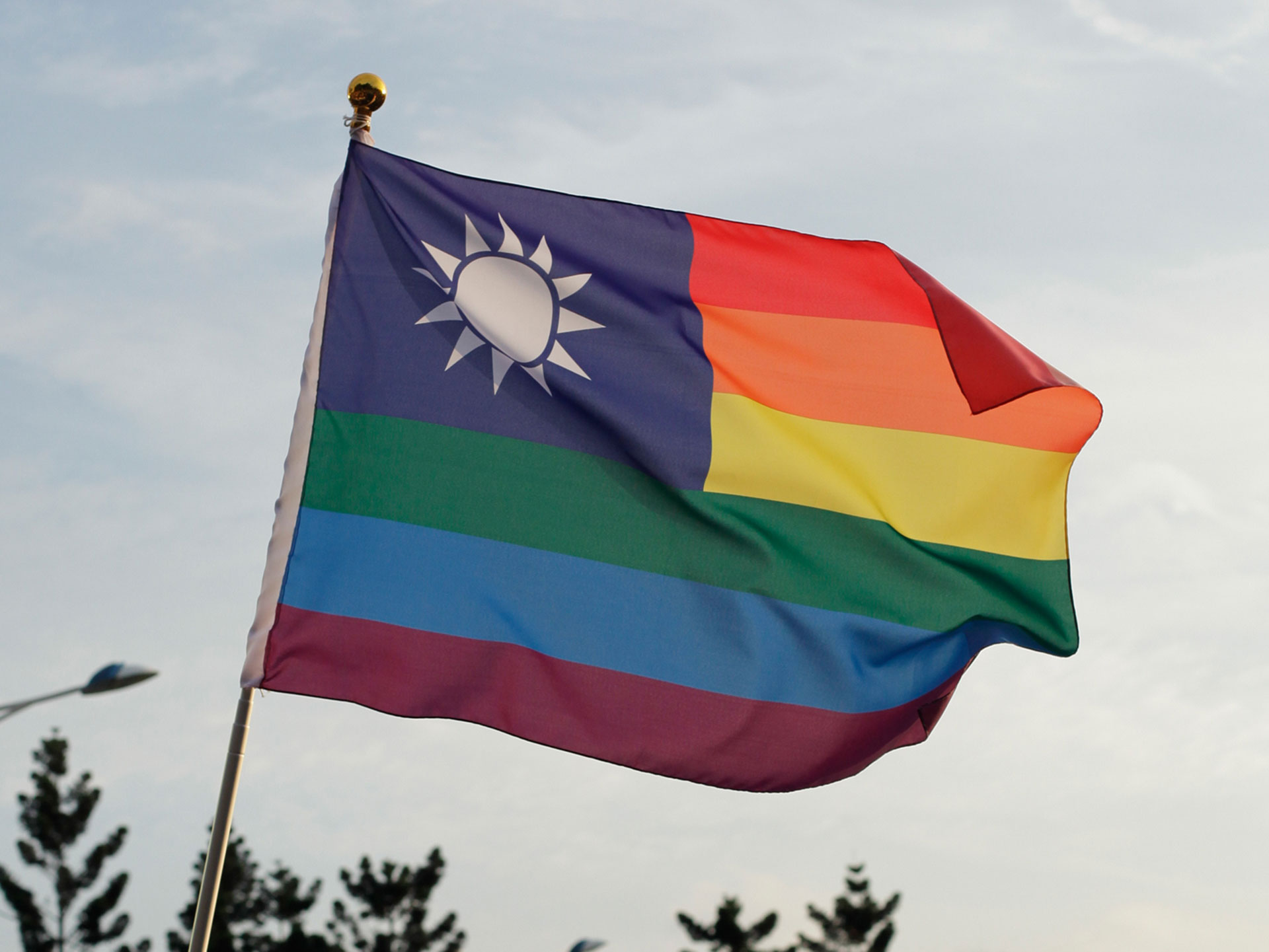 Taiwan's top court rules in favour of same-sex marriage