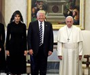It Seems Pope Francis Is Our New Reigning Champ Of Subtly Shading The F--k Out Of Donald Trump