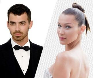 Bella Hadid Joe Jonas Gigi Hadid Awkward Cannes