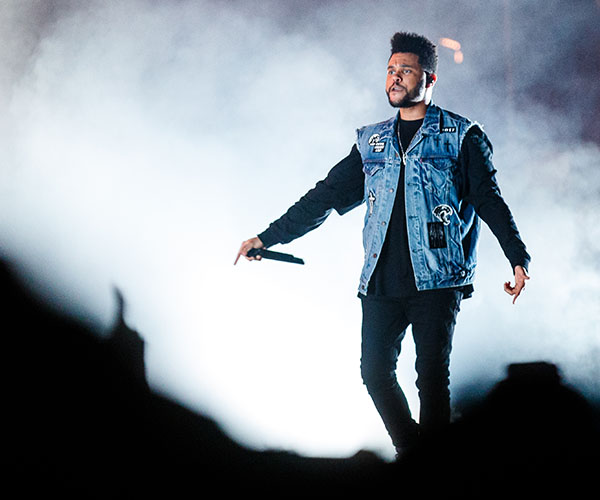 The Weeknd's Legend of the Fall tour is coming to Denver
