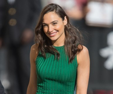 Gal Gadot Proves She Is The Wonder Woman Of Red Carpets