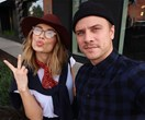 Hilarious Insta-Stars (And BFFs) Arielle Vandenberg And Matt Cutshall Are Dating