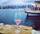 There Is An Island Dedicated To Wine In Sydney