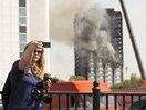 People Are Taking Selfies At Grenfell Tower And Residents Are Not Ok With It