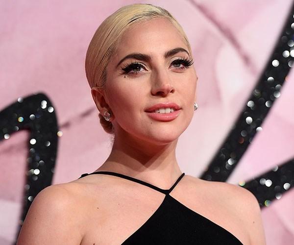 Lady Gaga Heels On A Hike
