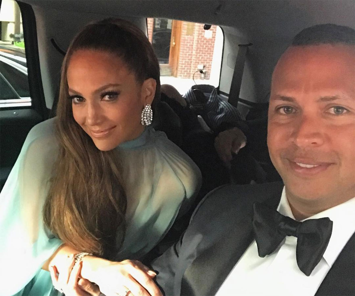 J.Lo Opens Up About A-Rod