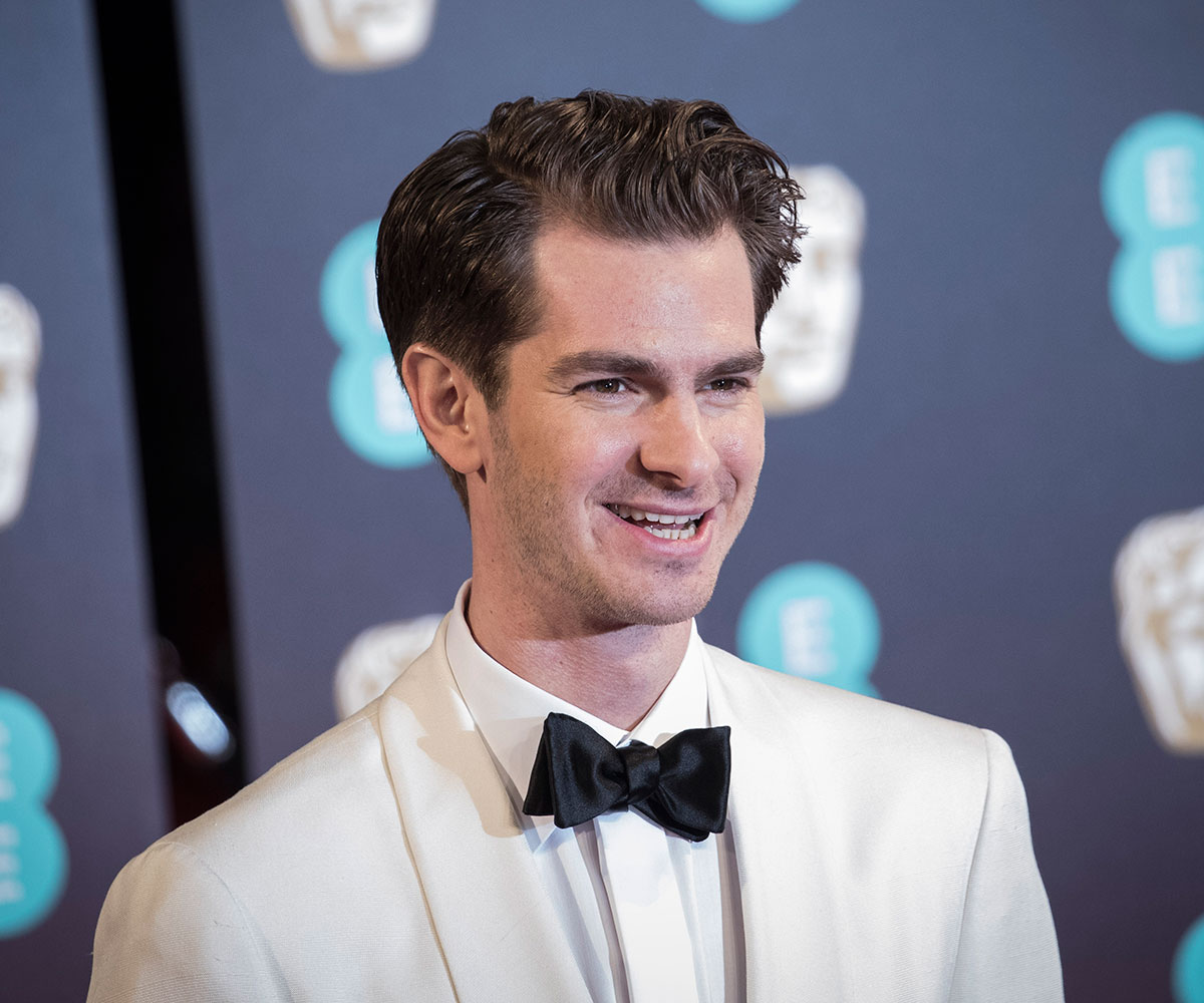 Andrew Garfield Comes Out as Gay 'Just Without the Physical Act'