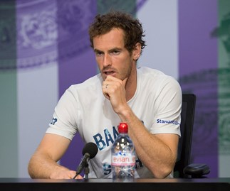 Andy Murray Wimbledon Press Conference