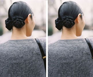 Macaron Buns Are The French Girl Hair Trend We're Feeling