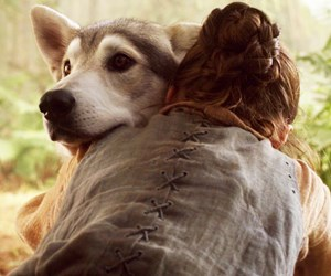 The Real Meaning Behind Arya's Emotional Reunion With Nymeria On 'Game Of Thrones'