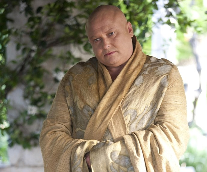 Varys from Game of Thrones.