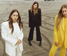 HAIM Takes On The ELLE Mystery Box Challenge