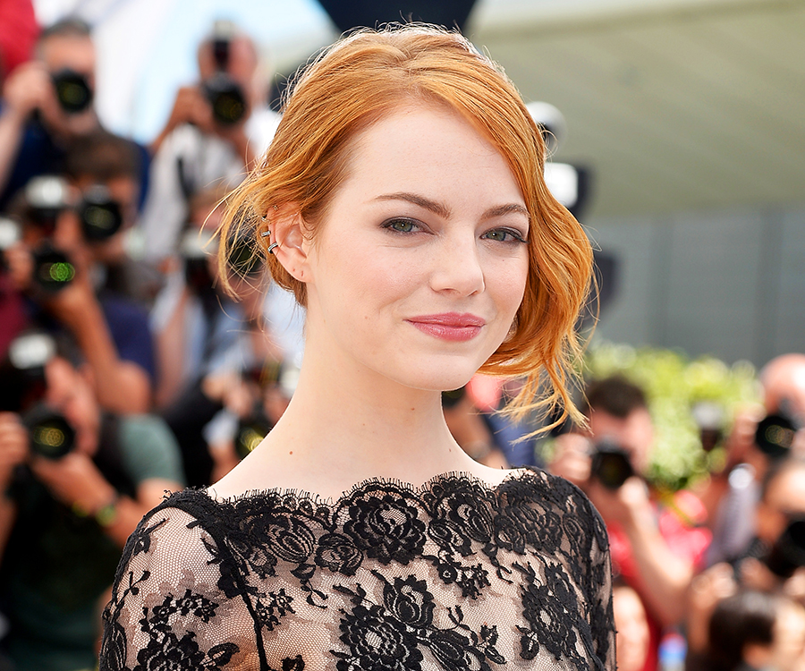 Emma Stone Tops Jennifer Lawrence as World's Highest-Paid Actress