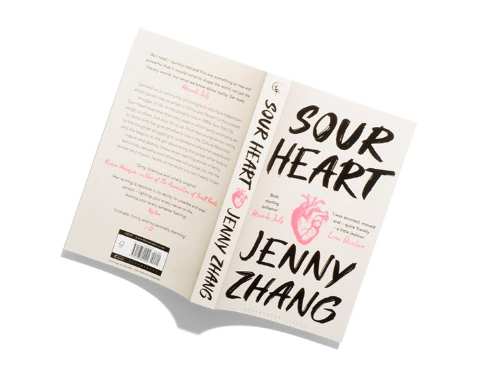 WIN A Copy Of 'Sour Heart' By Jenny Zhang