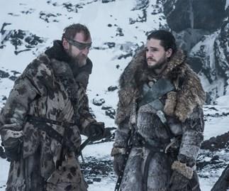 Game of Thrones Jon Snow Beric