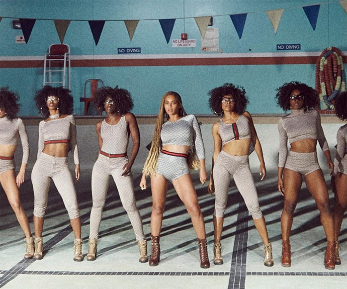 Beyonce Formation Music Video Gucci