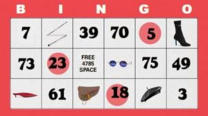 Fashion Bingo: 11 It-Items We'll Be Seeing Everywhere At New York Fashion Week