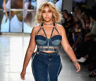 Jordyn Woods, Kylie Jenner's BFF, Takes to the Runway For Chromat