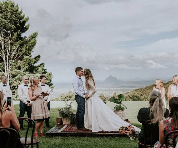 wedding venues with camping facilitites