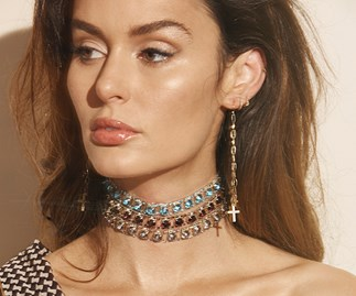 Nicole Trunfio's Guide To Layering Statement Jewellery