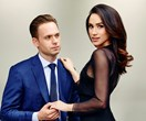 Patrick J. Adams Had To Delete His Social Media After Posting A Picture With Meghan Markle