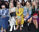All The Front Row Action From London Fashion Week