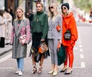 The London Fashion Week Street-Style Set Cools It Down
