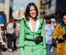 The Milan Fashion Week Street-Style Set Brighten Things Up