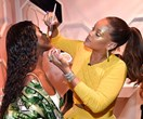 Rihanna Is Getting Sartorially Playful On Her Fenty Beauty Tour