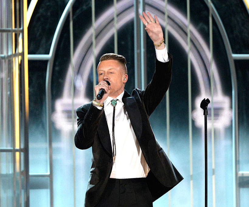 Macklemore's 'Same Love' Performance Made Australia Shed A Tear