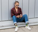 British It-Girl Adwoa Aboah Is Our New Tomboy Style Muse