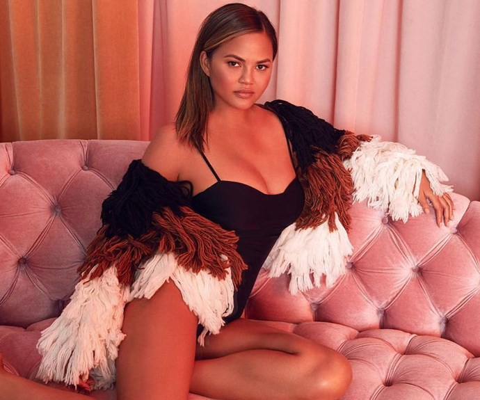 Chrissy Teigen Launched A Collection With Revolve and The Product Names Are So Fitting
