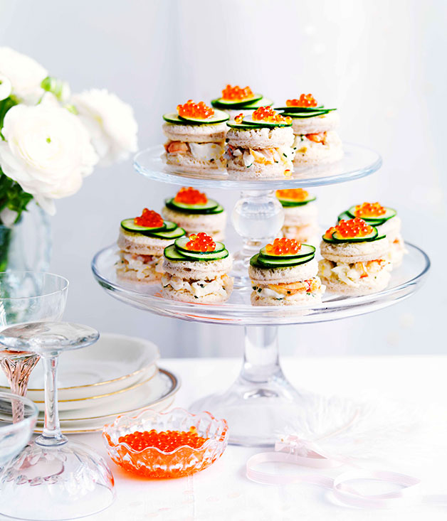 High Tea Recipes Gourmet Traveller